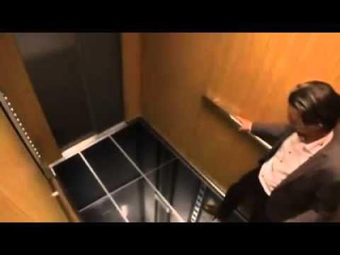 ? Collapsing Floor Elevator Prank - Funny Video - YouTube