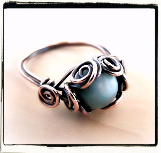 ON SALE Ring Lovers Wire Wrap Jewelry Lessons 5 TUTORIAL Package Pdf