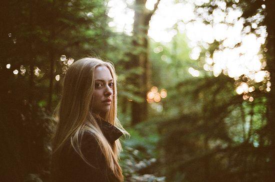 Amanda Seyfried by Parker Fitzgerald