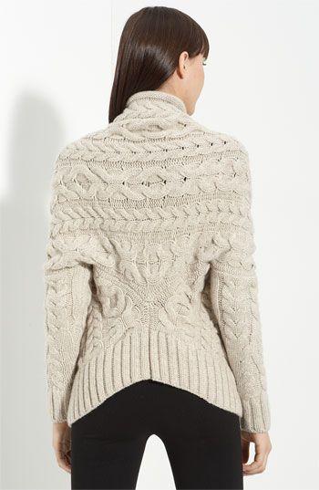 I love sweaters!