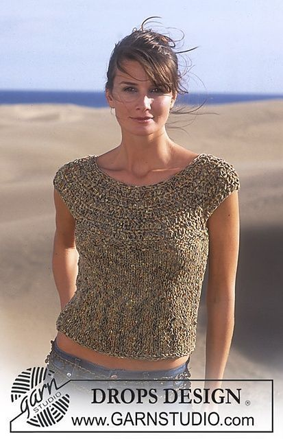 maybe I'll crochet all my summer clothes this year :)-here's