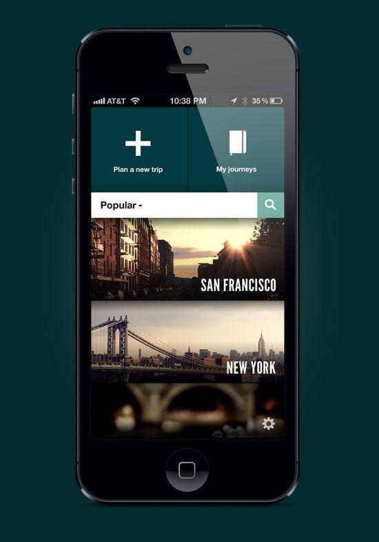 Journeys App