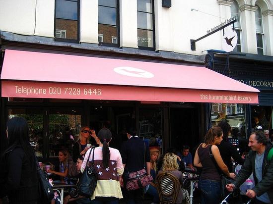 Hummingbird Bakery - Notting Hill