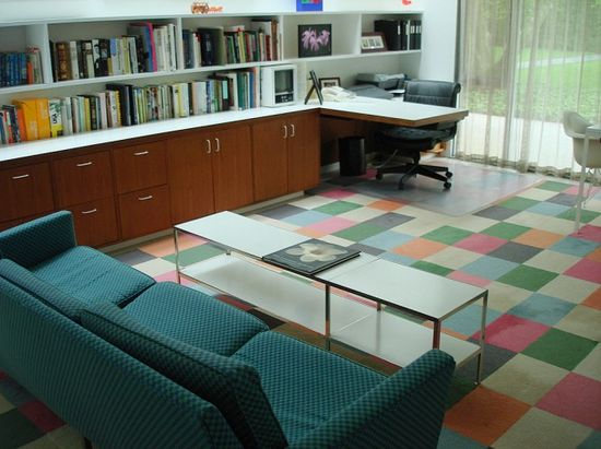 Saarinen Miller House Office