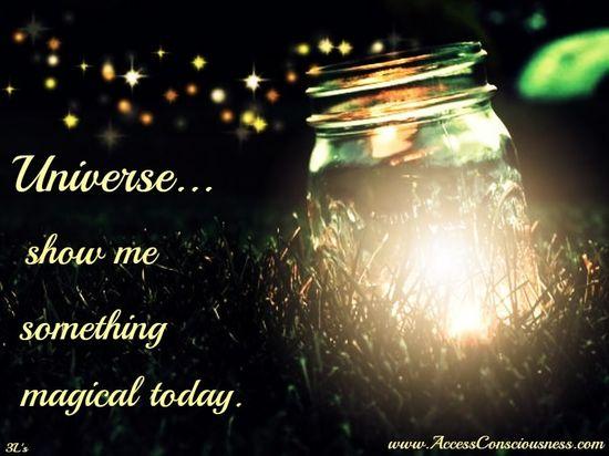 Universe...