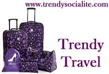 Trendy Travel Tips