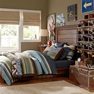 Boy Bedroom Ideas, Boy Bedrooms & Guys Room Decor