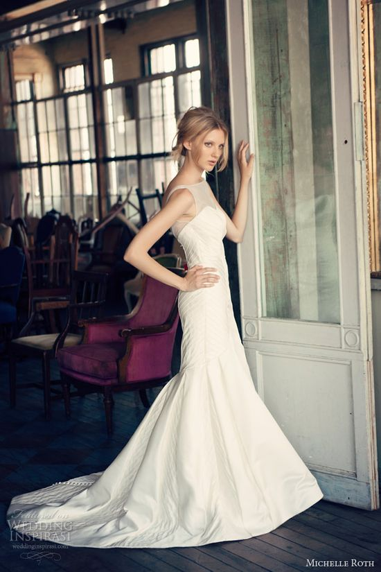 Michelle Roth 2014 Wedding Dresses