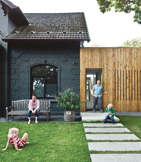 Home of Hinnerk Ehlers and Katja Winterhalder by Drewes+Strenge Arkitekten
