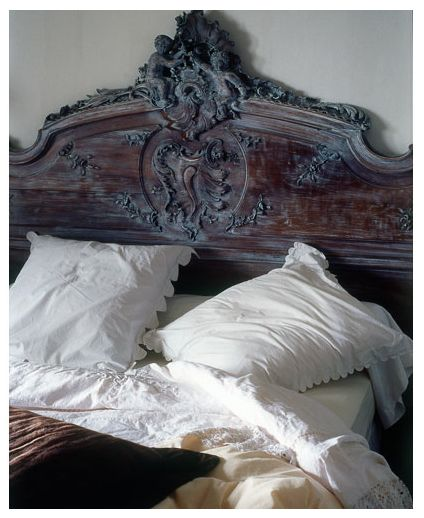 French Country Headboard