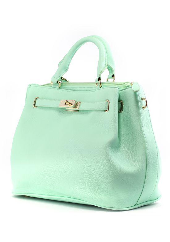 gorgeous mint bag!