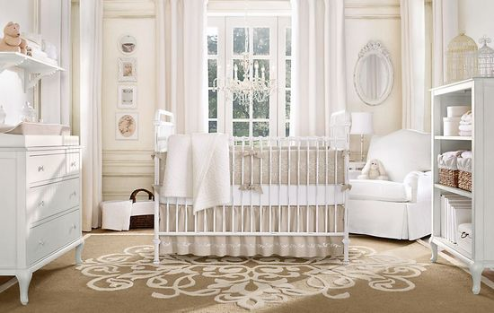 classic baby room