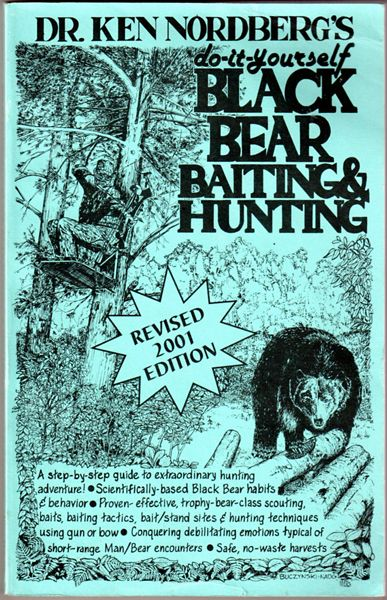 Do It Yourself Black Bear Baiting Hunting