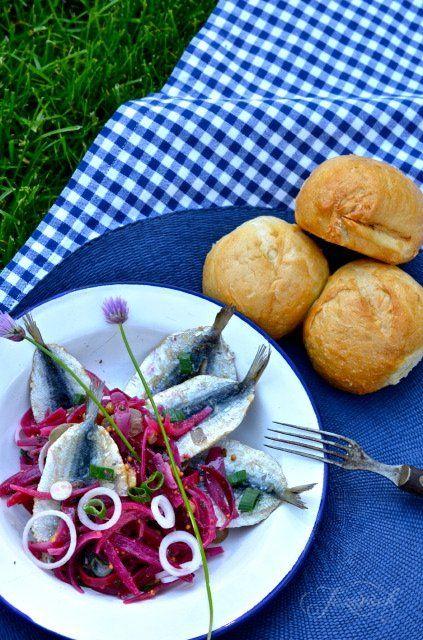 Summer Picnic food