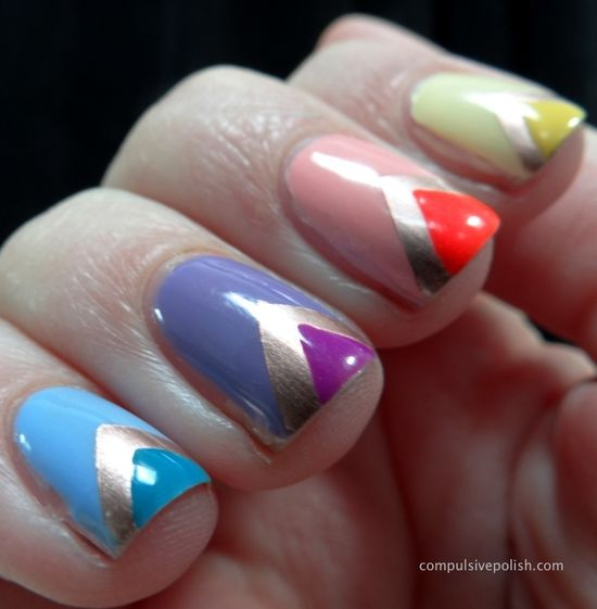 Awesome. THE MOST POPULAR NAILS AND POLISH #nails #polish #Manicure #stylish