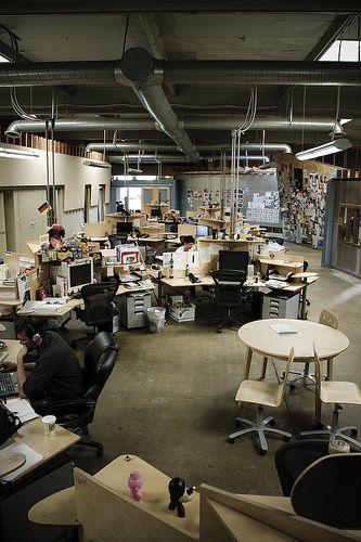 Juxt Interactive Office Design...