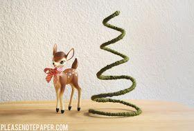 Please Note: Last Minute DIY Gift Ideas