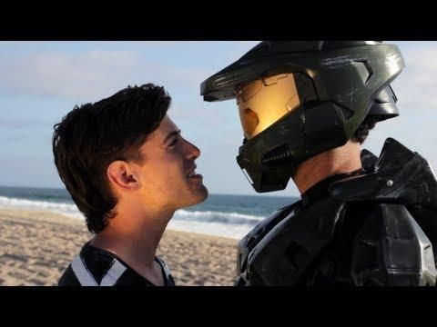 One Direction Halo Game Parody Song
