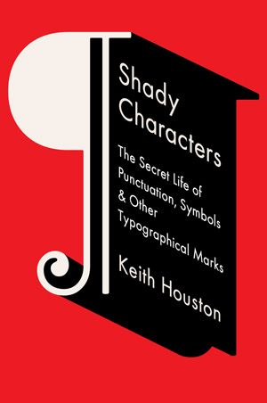 The Shady Characters book cover