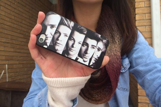 one direction iphone case. ?
