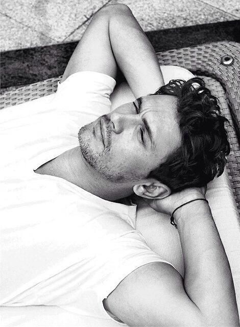 James Franco, he is just so pretty...