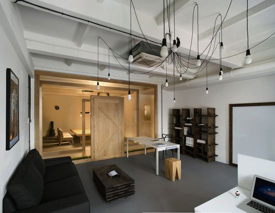 Pride And Glory Interactive head office by Morpho Studio, Krakow   Poland office design