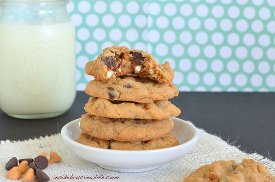 Butterscotch Pudding Cookies {Recipe} I Heart Nap Time