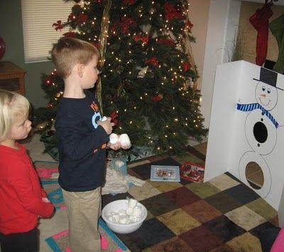 Stowe Blog: Preschool Christmas Party