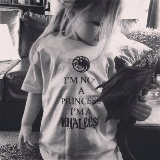 More than a little princess…
