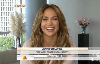 Jennifer Lopez talks American Idol