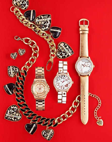 For her: heart-to-heart BETSEY JOHNSON #accessories #jewelry #vday #FollowYourHeart BUY NOW!