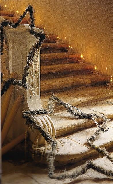 spanish moss stars - grand stairway