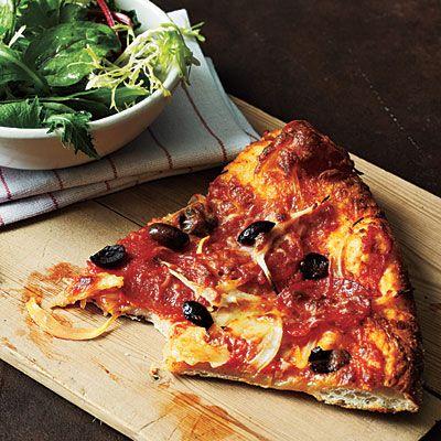 25 Healthy Pizza Recipes