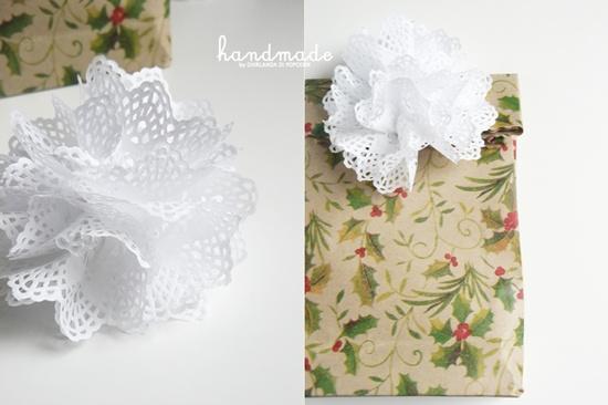 DIY: handmade gift bag by Ghirlanda di Popcorn