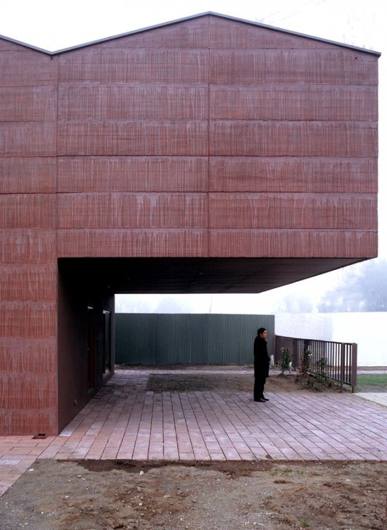 Pael House / Pezo von Ellrichshausen Architects