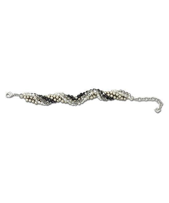 Silver Paradise Bracelet