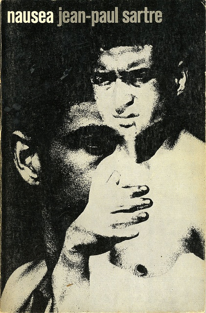 Nausea--Jean-Paul Sartre