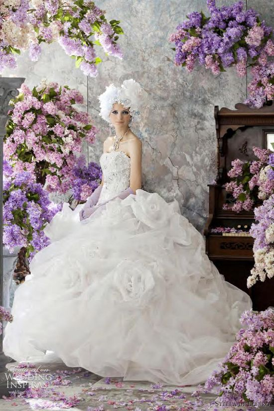 Stella de Libero Wedding Dresses — The Lilac Bridal Collection