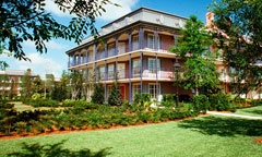 Disney's Port Orleans Resort — French Quarter at Walt Disney World Resort is a hotel inspired by the historic French Quarter in New Orleans.