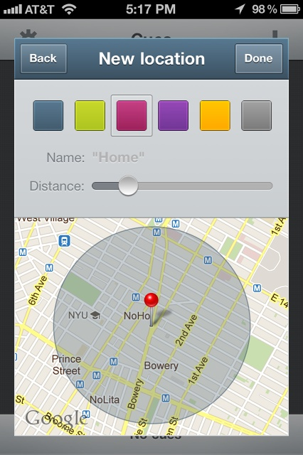 Mobile UI Patterns