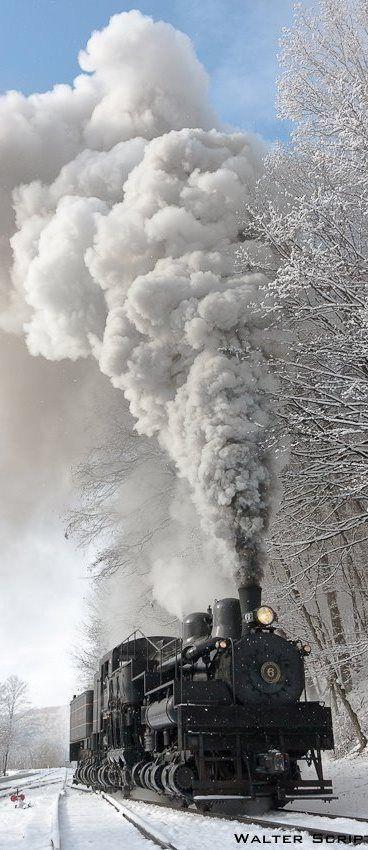 Cass Scenic Railroad, WV