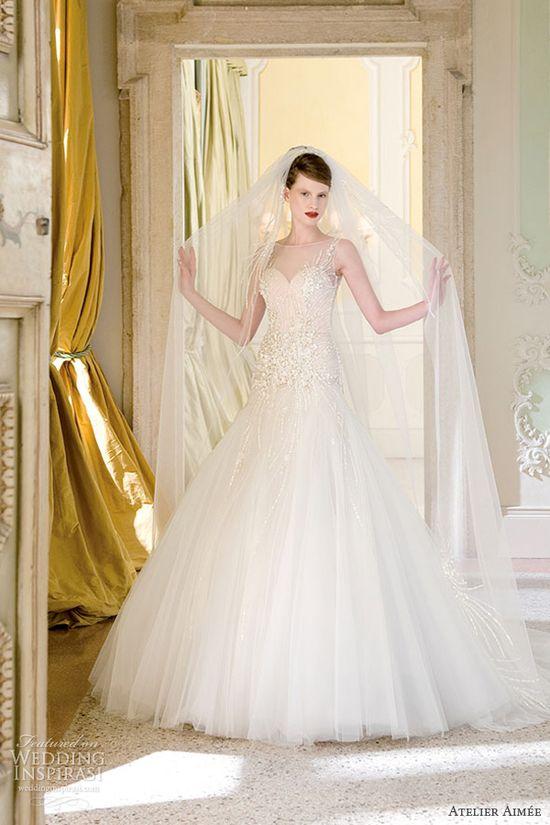 Atelier Aimée 2014 Pre-Collection Wedding Dresses