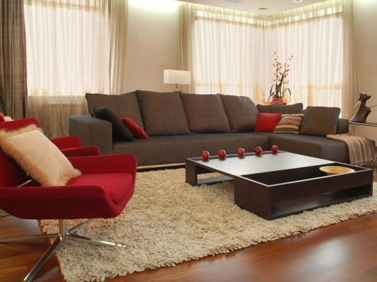 Contemporary Design Ideas - Living Room Design Ideas