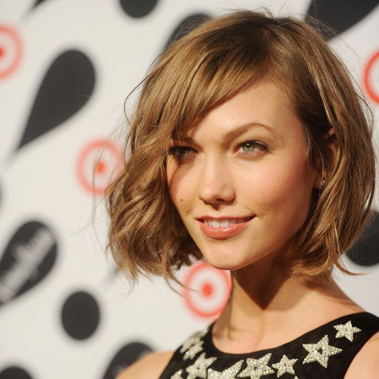 How to Style Short Hair Like Karlie Kloss