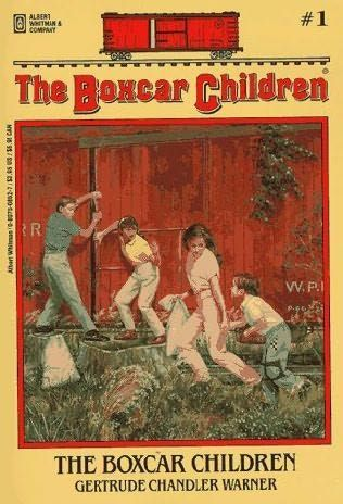 Boxcar Children.