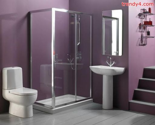 Comfortable Interior Decorating Bathroom 2013 2014