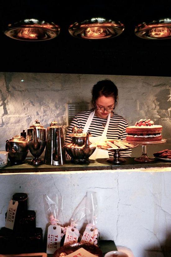remodelista visits tart: anglo x irish bakery
