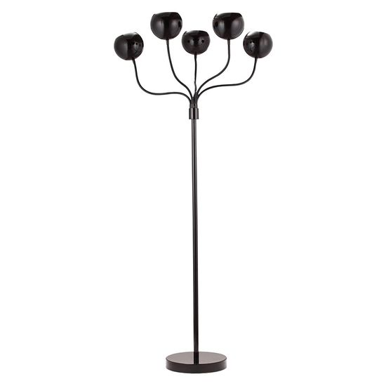 Designs for Every Lifestyle - Luminosity Floor Lamp, Black made by Zuo Modern.