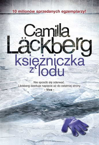 Okładka książki Camilli Läckberg