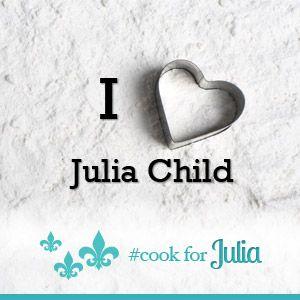I ? Julia Child